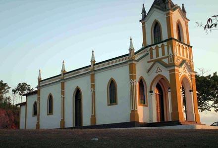 Capelinha São Benedito