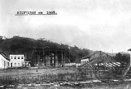 Silveiras no ínício do século em 1908