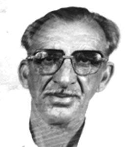 Jose Ribeiro de Araujo 1953  1954 e 1955